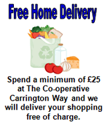 Co-op in Wincanton Starts Home Deliveries