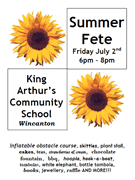 King Arthur's Summer Fete