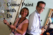 Join the Great Wincanton Primary Painting Party