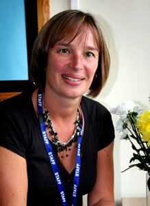 Sarah Martin, Depty-Head Teacher at Wincanton Primary School