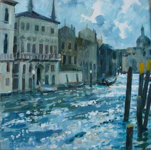 Grand Canal, Venice by Clive Dand
