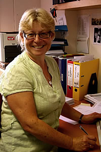 Penny Smillie – Office Administrator