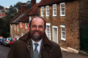 David Heath MP Talks About Local Flooding