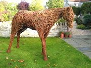 Free Willow Sculpture Workshop at Carymoor Saturday 27th Nov.