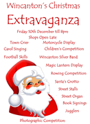 The Christmas Extravaganza is Almost Upon Us!