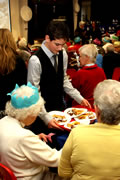 Senior Citizens Entertained at King Arthur's