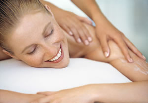Get a massage at Holbrook House