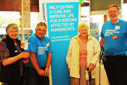 Parkinson's Awareness Day at Morrisons