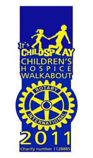It's Childsplay Children's Hospice Walkabout