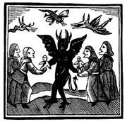 Somerset Witches - Lecture by Andrew Pickering