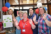 Wincanton Community Hospital Staff Join Global Hand-Washing Campaign