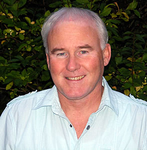 Nick Colbert, recently elected South Somerset District Councillor
