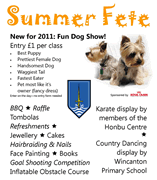 Coming soon! King Arthur's Summer Fete