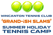 Summer 2011 Grand-ish Slam Tennis Camps