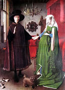 Museum and History Society Talk: Art in the 1400's - The Arnolfini Portraits