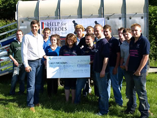 Young Farmers fundraising