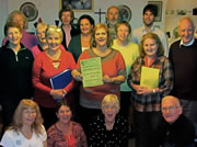 Pilgrim Singers Concert for Marie Curie Cancer Care