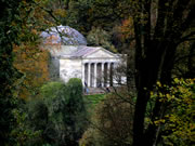 Stourhead's Autumn