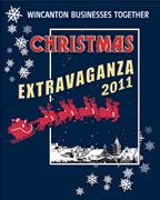 Christmas Begins With The Extravaganza in Just a Few Days!