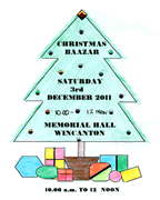 Grab a Bargain at the Scouts Group Christmas Bazaar