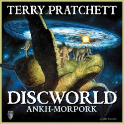 Discworld - Ankh Morpork board game