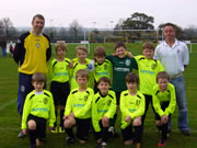 Wincanton Town Youth FC Receives Early Christmas Present!