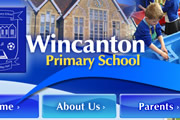 Wincanton Primary School Unveils New Website