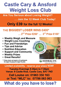 The Castle Cary and Ansford Weight Loss Club