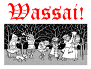 Wassail at Yarlington