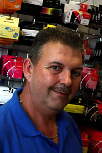 Dave Hill, owner of Souther Cartridges