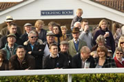 Marvellous March at Wincanton Racecourse