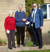 Coffee Morning Raises £520 for Parkinson's Research