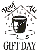 Parish Church's Gift Day in support of 'Roof Aid'