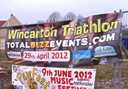 Triathlon Comes to Wincanton