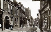 Local History Project Requires Old Wincanton Photos or Postcards