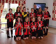 Wincanton Sports Ground Holds Somerset Girls' League Cup Finals