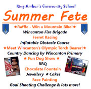 King Arthur's Summer Fete and Fun Dog Show