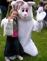 The Holbrook House Easter Bunny