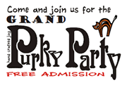 The Grand Purky Tea Party!