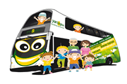 Kids' Activity Bus at Wincanton Recreation Ground