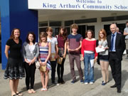 Best GCSE Results Ever for King Arthur's Students!