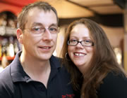 Join Amy & Will to Celebrate Five Years at The Nog!