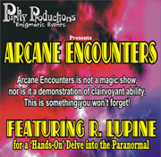 Get Ready for an Arcane Encounter!