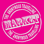 The Anonymous Travelling Market logo