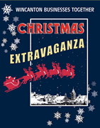 It's on! Christmas Extravaganza, Friday 7th December 2012
