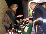 New Stalls Attract Crowds at Milborne Port Market