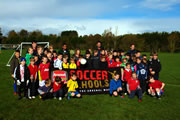 Arsenal FC Regional Development Centre Kicks Off in Wincanton