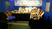 Dave Worth Woodturner, Anonymous Travelling Market