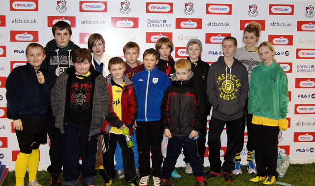 Wincanton Town Football Club Youth Section