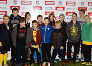 Wincanton Town FC (Youth Section) Guests Of AFC Bournemouth